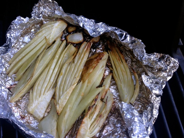 fennel grilled