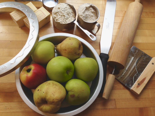 apple pie ingredients II