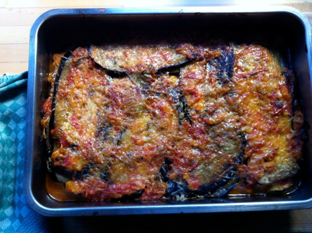 eggplant parm baked