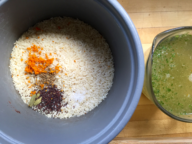 rice-with-indian-spices-prep