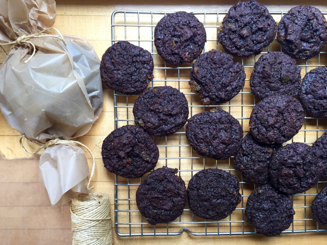 fudgy-choc-cookies-w-dried-fruit